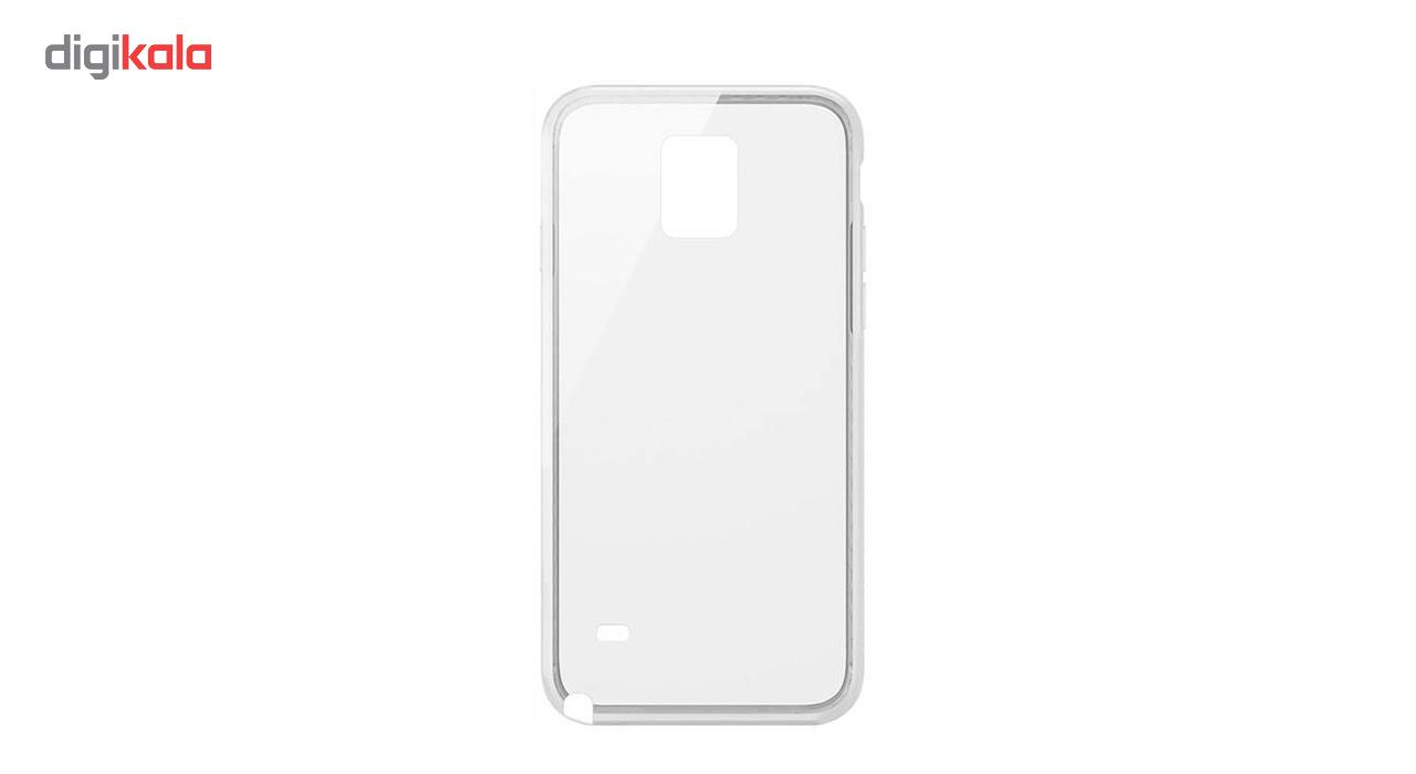 کاور مدل ColorLessTPU مناسب برای گوشی موبایل سامسونگ Galaxy Note 4              ( قیمت و خرید)