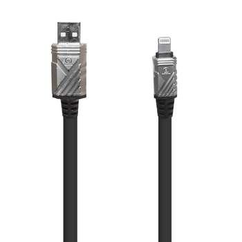کابل تبدیل USB به لایتنینگ دبلیو یو دبلیو مدل WUW-X61 به طول 1 متر