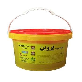 موم سرد پروین مدل Honey حجم 4000 گرم