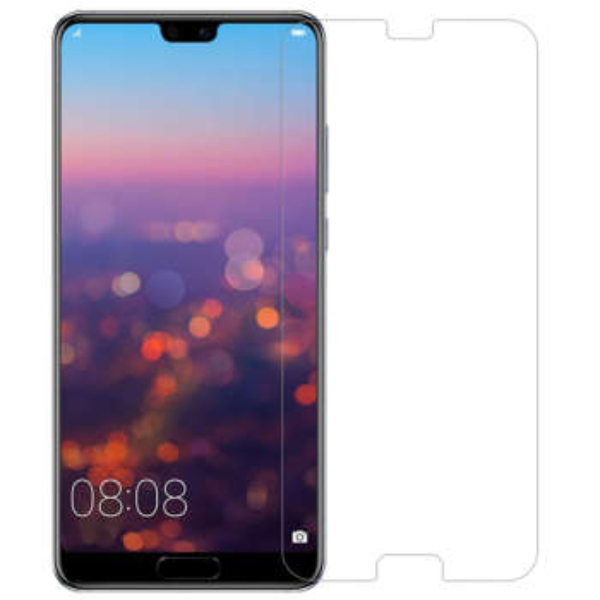 محافظ صفحه نمایش شیشه ای مدل Tempered مناسب برای گوشی موبایل هواوی P20