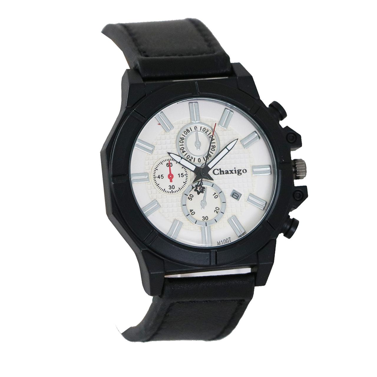 ساعت مچی عقربه ای مردانه چاکسیگو مدل MW426