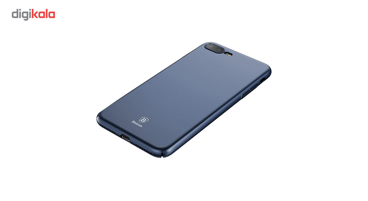 کاور باسئوس مدل Thin مناسب برای گوشی موبایل اپل iPhone 7 Plus/8 Plus main 1 5