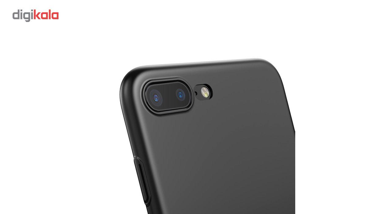 کاور باسئوس مدل Thin مناسب برای گوشی موبایل اپل iPhone 7 Plus/8 Plus main 1 6