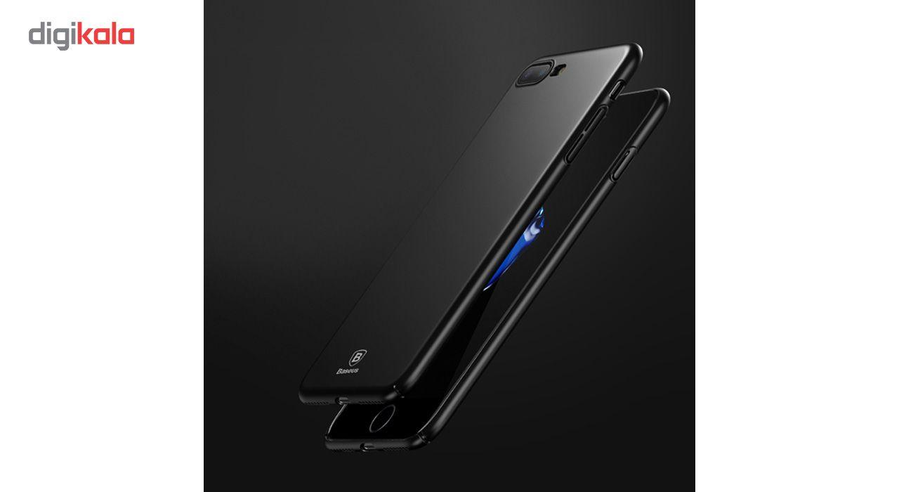 کاور باسئوس مدل Thin مناسب برای گوشی موبایل اپل iPhone 7 Plus/8 Plus main 1 9