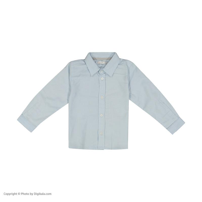 ست 4 تکه لباس پسرانه مونا رزا مدل 2141254-59