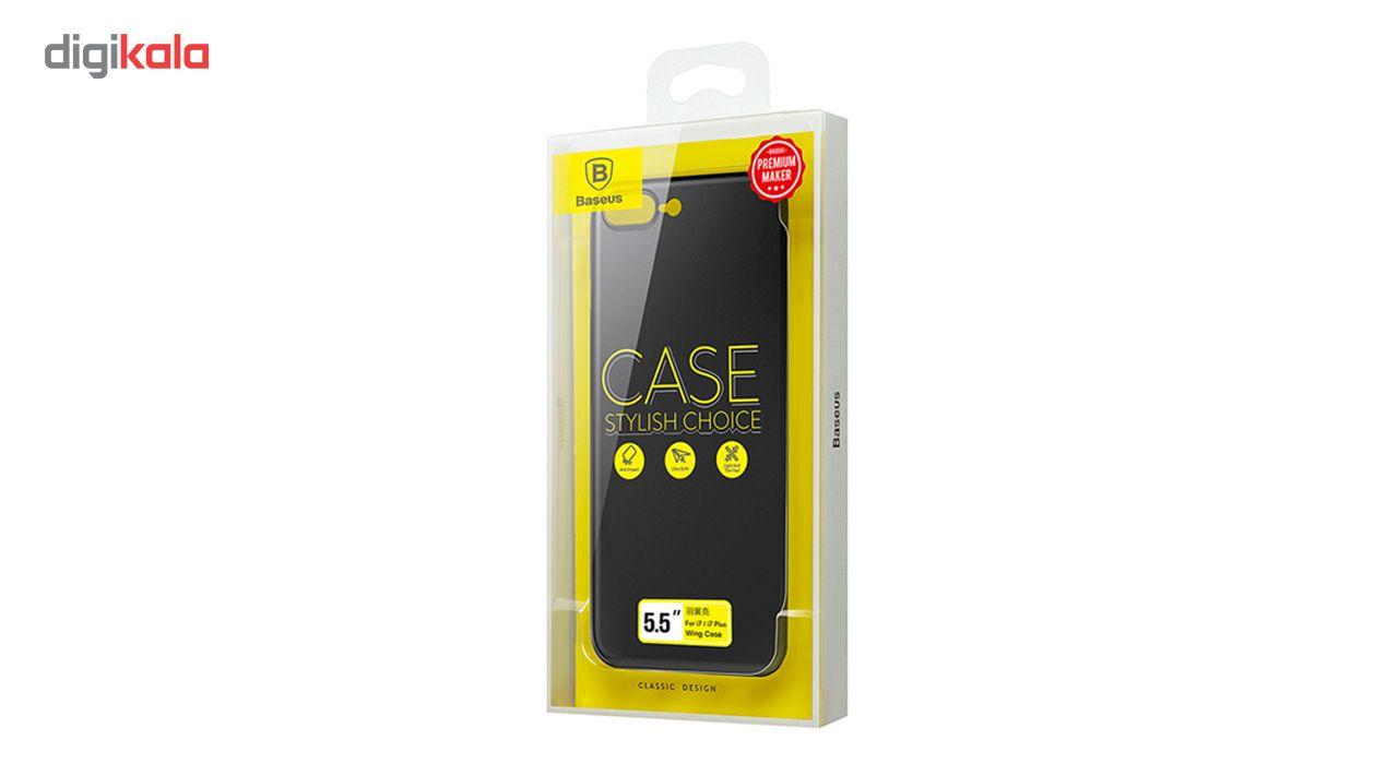 کاور باسئوس مدل Wing مناسب برای گوشی موبایل اپل iPhone 7 Plus/8 Plus main 1 15
