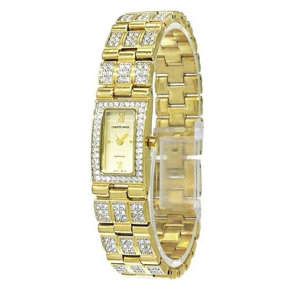 ساعت مچی عقربه ای زنانه کریستی اونیل مدل e146