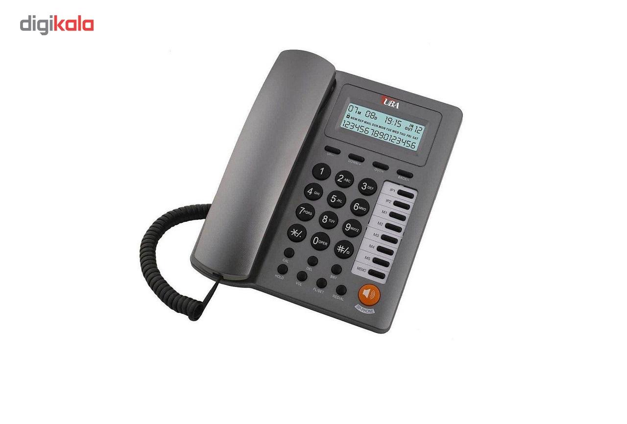 قیمت                      تلفن طوبی مدل KX-TT550