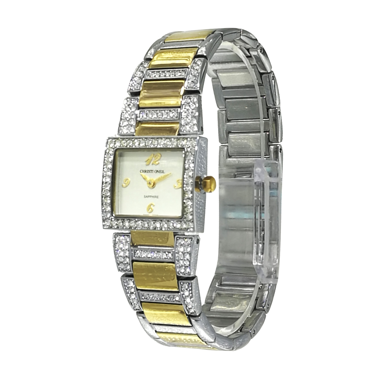 ساعت مچی عقربه ای زنانه کریستی اونیل مدل f012