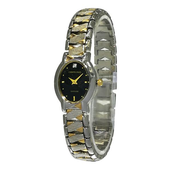 ساعت مچی عقربه ای زنانه کریستی اونیل مدل d011