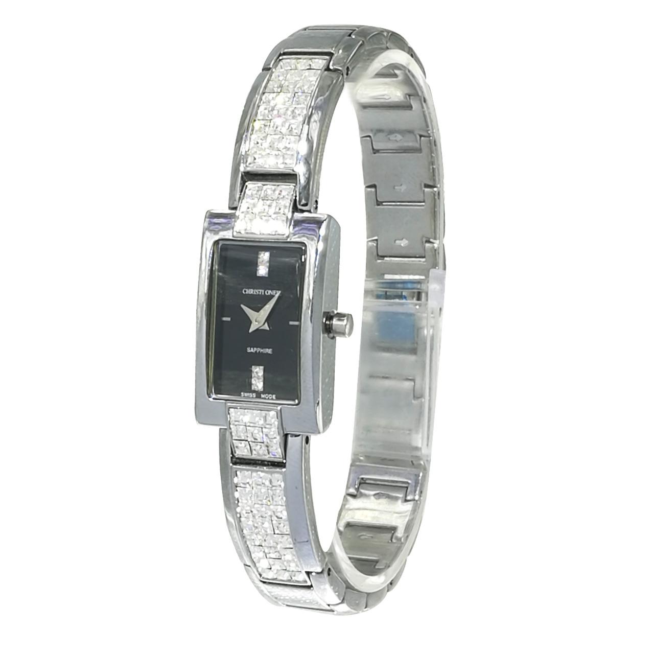 ساعت مچی عقربه ای زنانه کریستی اونیل مدل e168