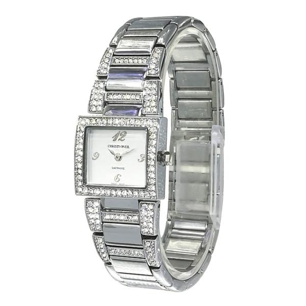 ساعت مچی عقربه ای زنانه کریستی اونیل مدل f012/s