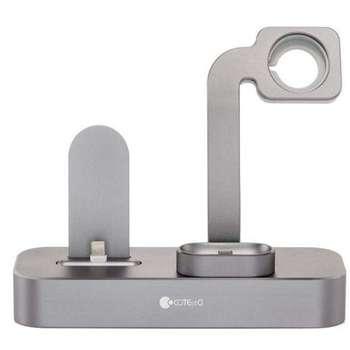 پایه شارژ کوتتسی مدل Base 19 مناسب برای اپل واچ و آیفون