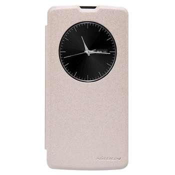 کیف کلاسوری نیلکین مدل New Leather Sparkle مناسب برای گوشی موبایل ایسوس Zenfone 5 Life/A502CG