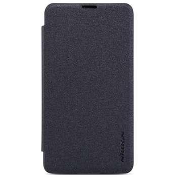 کیف کلاسوری نیلکین مدل New Leather Sparkle مناسب برای گوشی موبایل نوکیا Lumia 430