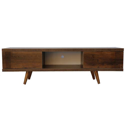 میز تلویزیون چوبکده ناب مدل آنتیک