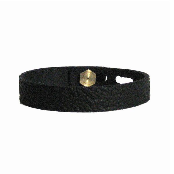 دستبند چرم طبیعی گاوی دانوب مدل کوکو کد 013