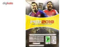 بازی فوتبال Pes 2019 مخصوص پلی استیشن 2