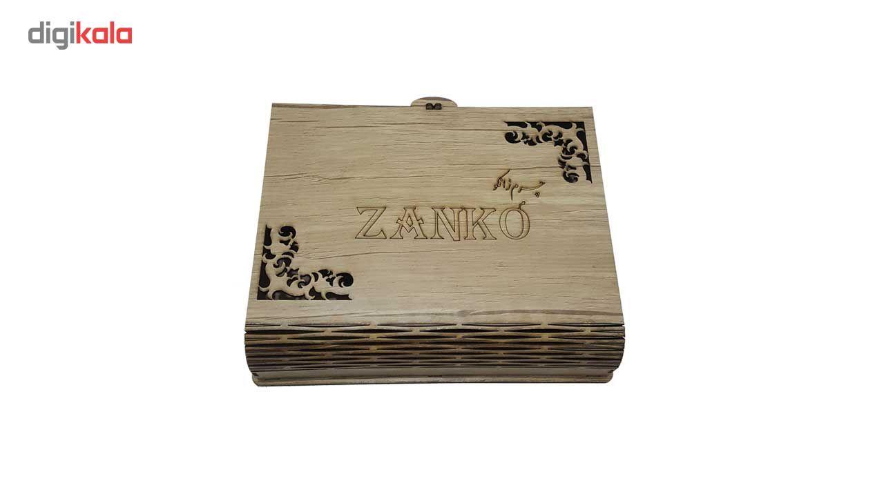 ست هدیه چرم زانکو مدل SET-1 main 1 1