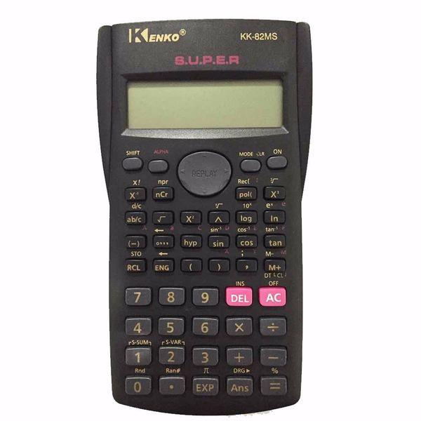 ماشین حساب کنکو مدل KK-82MS-B | KK-82MS-B KENKO  Scientific Calculator