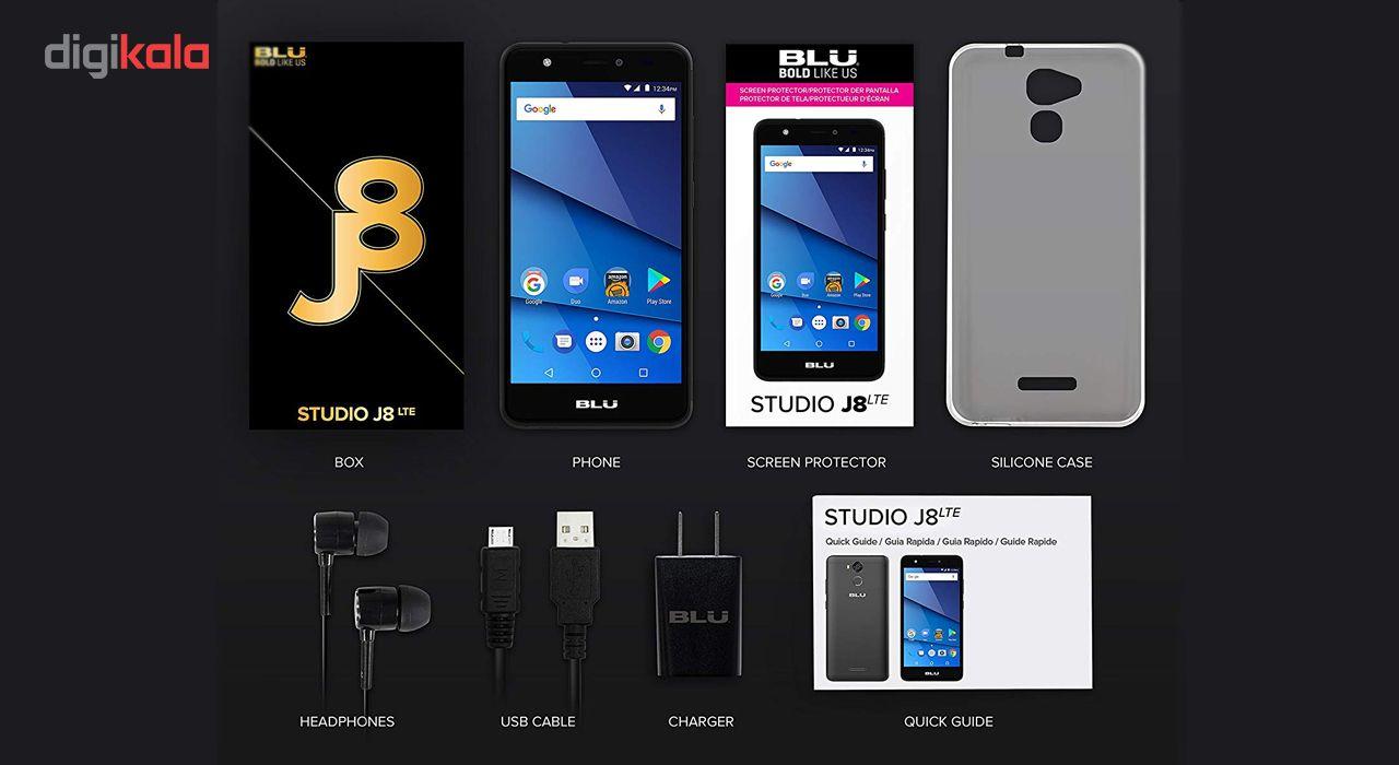 گوشی موبایل بلو مدل Studio J8 LTE دو سیم کارت main 1 16