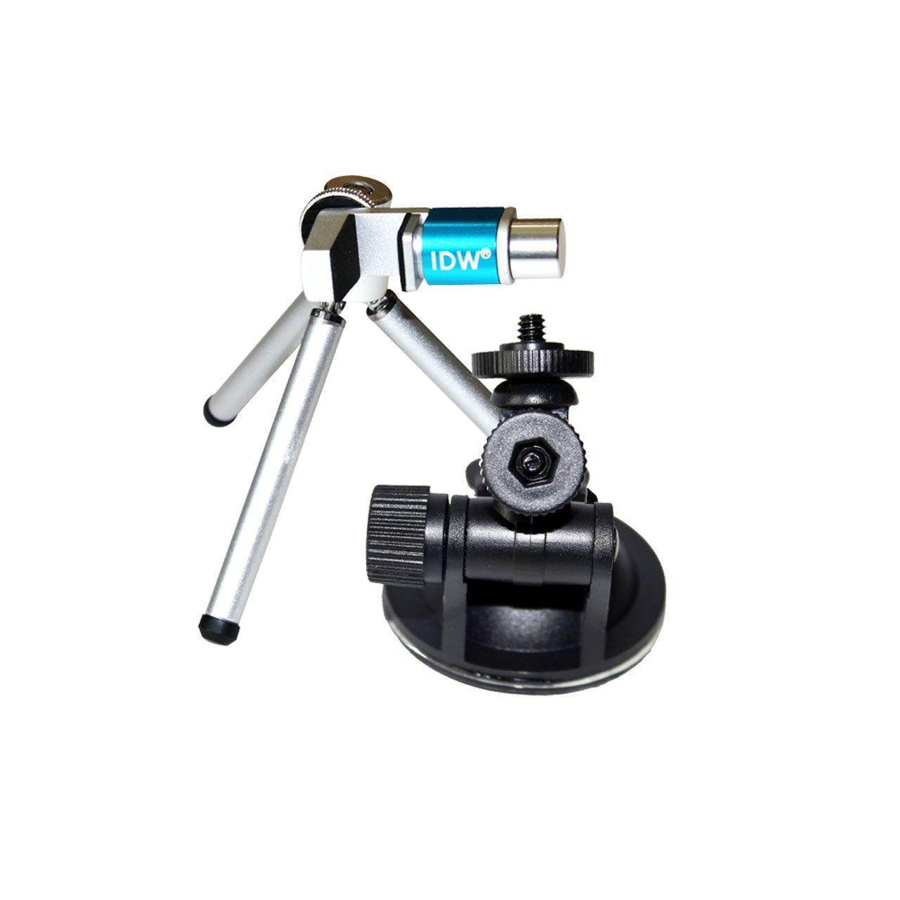پایه نگهدارنده گوشی موبایل و تبلت آی دی دبلیو مدل Super Mount S Tripad Blue / SP-F-BS-T main 1 1