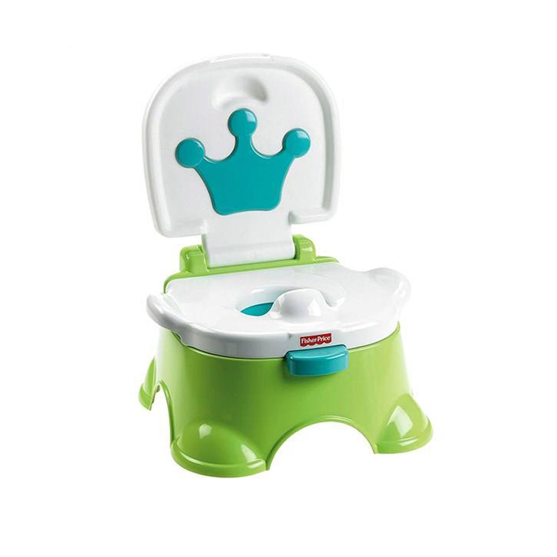 توالت فرنگی چند کاره فیشر پرایس مدل bgp36