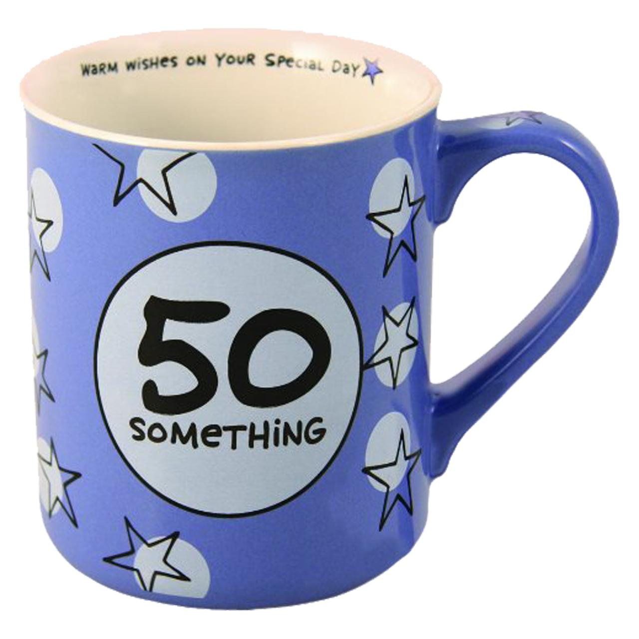 عکس ماگ حرارتی آور نیم ایز ماد مدل 50Something