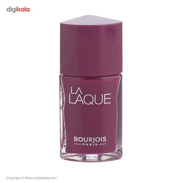 لاک ناخن بورژوآ مدل La Laque شماره 10