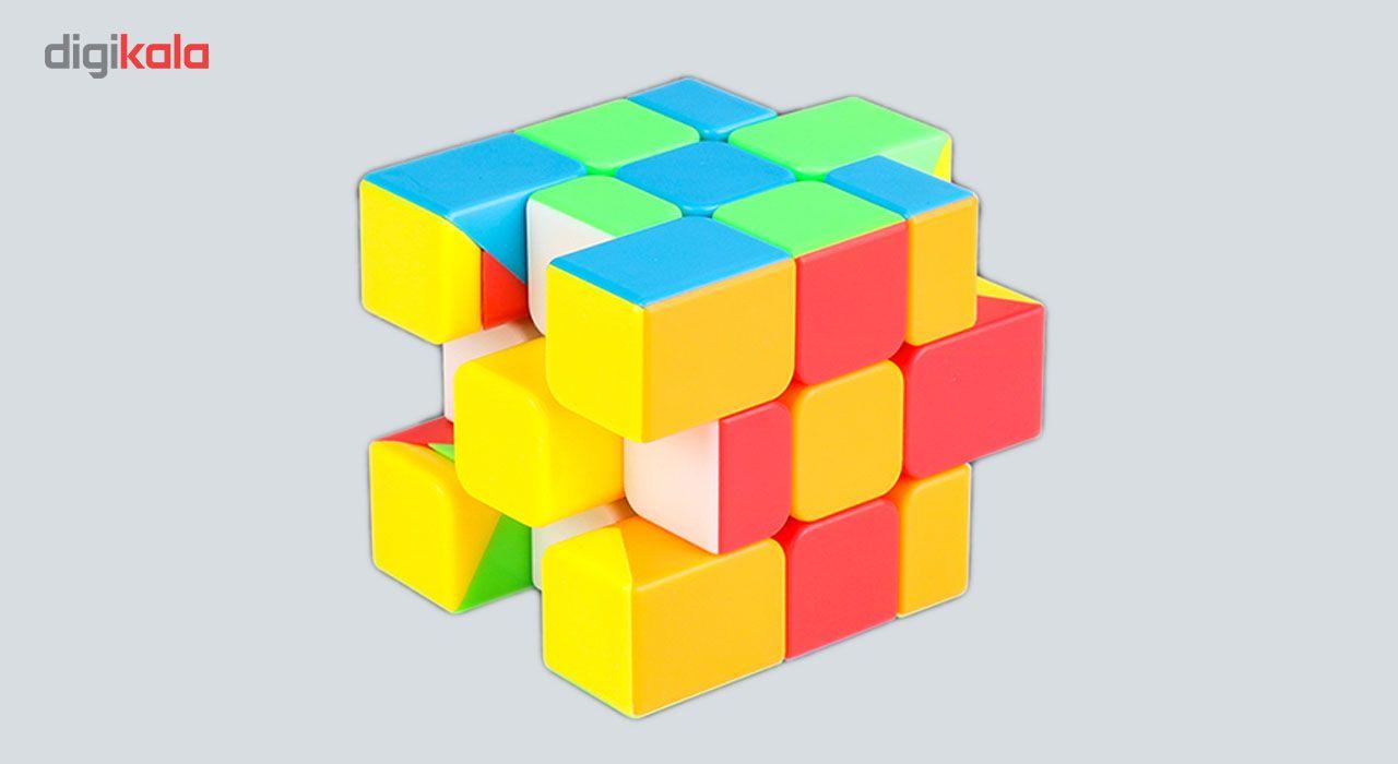 مکعب روبیک مویو مدل حجمی