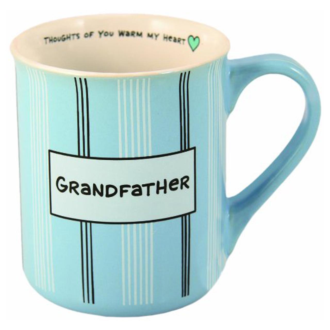 عکس ماگ حرارتی آور نیم ایز ماد مدل Grandfather