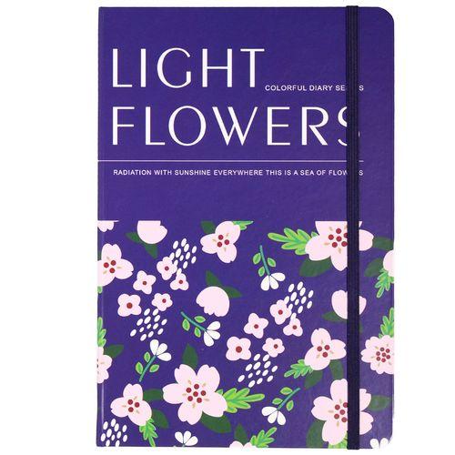 دفتر یادداشت مدل Light Flower-v