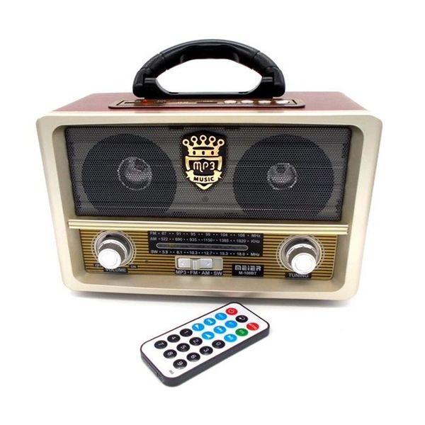 رادیو مییر مدل M-108BT | MEIER M-113BT Radio
