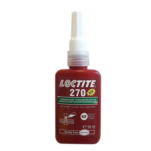 چسب رزوه لاکتایت هنکل مدل 270 مقدار 78گرم