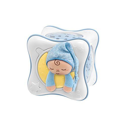 چراغ خواب کودک چیکو مدل  bl RAINBOW CUBE
