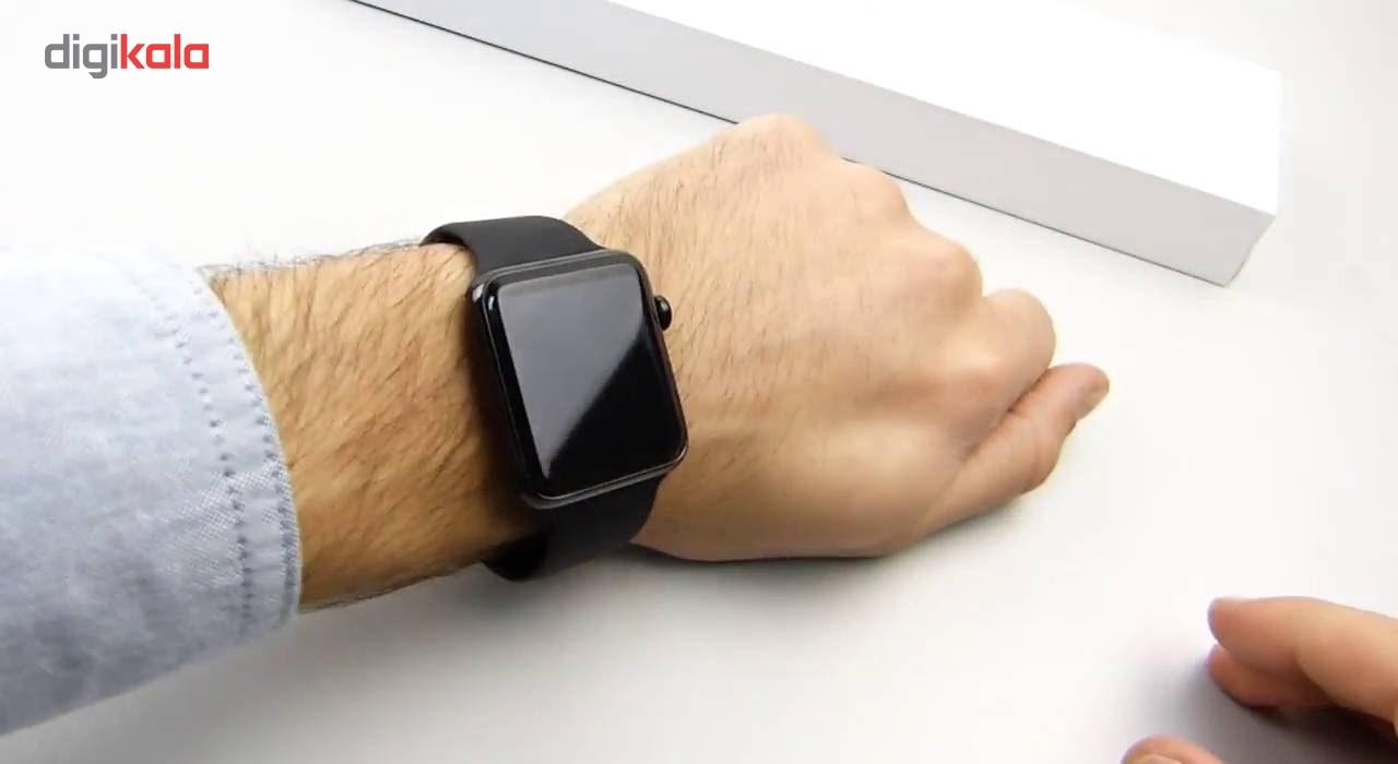 ساعت هوشمند مدل  iWO-s  همراه دو بند اضافه نایک و محافظ صفحه نمایش و بگ شیدتگ main 1 6