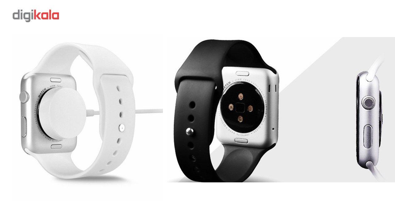ساعت هوشمند مدل  iWO-s  همراه دو بند اضافه نایک و محافظ صفحه نمایش و بگ شیدتگ main 1 7
