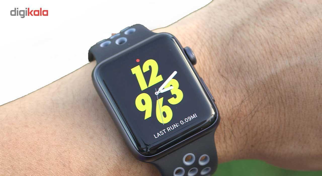 ساعت هوشمند مدل  iWO-s  همراه دو بند اضافه نایک و محافظ صفحه نمایش و بگ شیدتگ main 1 8