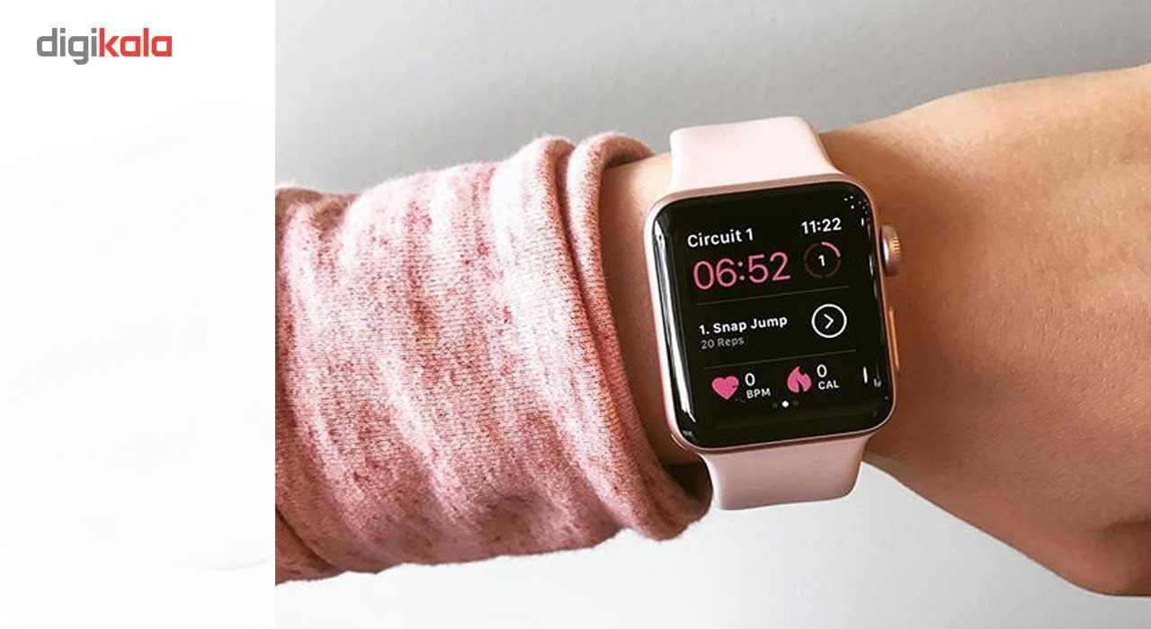 ساعت هوشمند مدل  iWO-s  همراه دو بند اضافه نایک و محافظ صفحه نمایش و بگ شیدتگ main 1 9