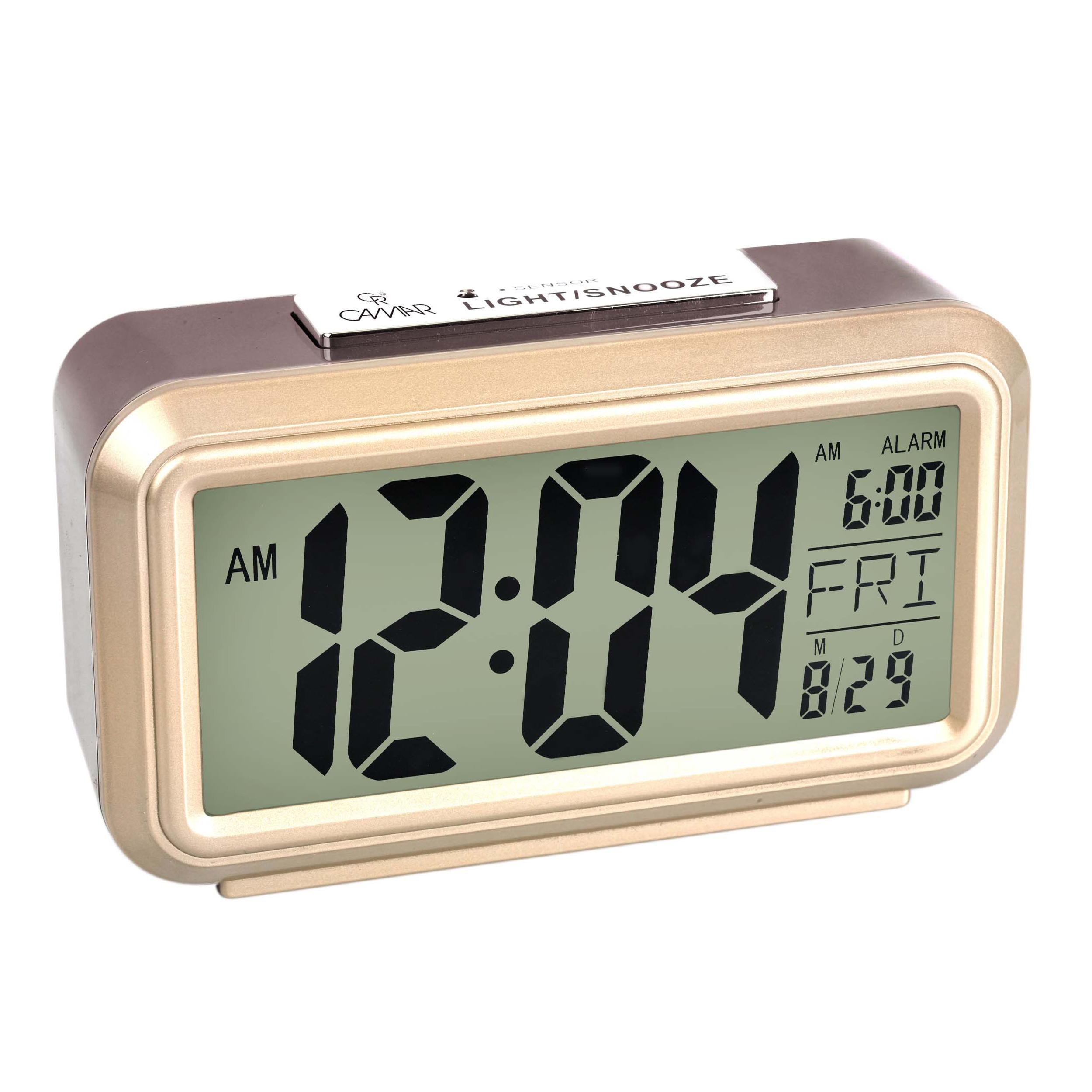 خرید ساعت رومیزی کامار مدل LD129