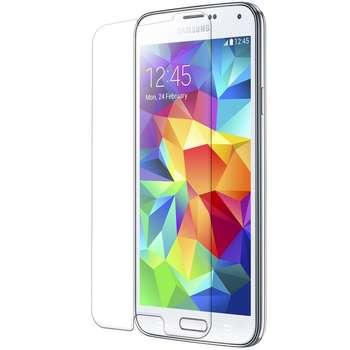 محافظ صفحه نمایش مدل Tempered 9H مناسب برای گوشی موبایل سامسونگ Galaxy S5