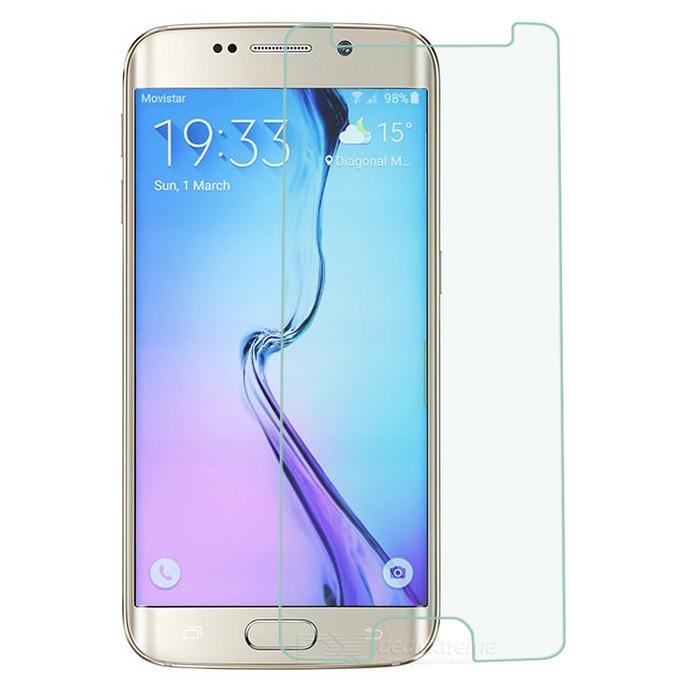 محافظ صفحه نمایش مدل Tempered 9H مناسب برای گوشی موبایل سامسونگ Galaxy s6 edge