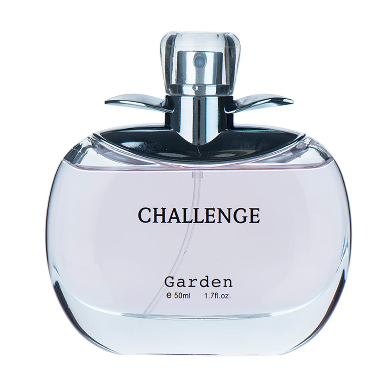 ادوپرفیوم زنانه گاردن مدل Challenge حجم 50 میلیلیتر