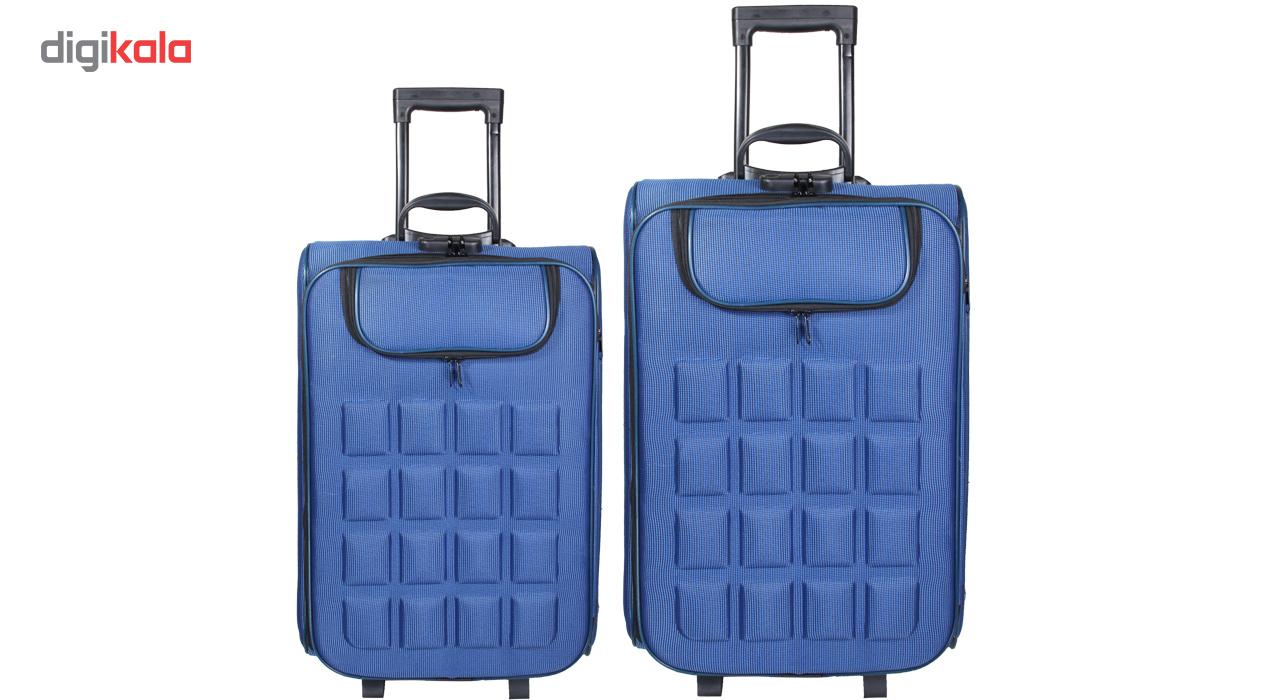 چمدان مدل 18-3-1005 مجموعه دو عددی