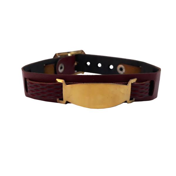 دستبند مردانه کد 603
