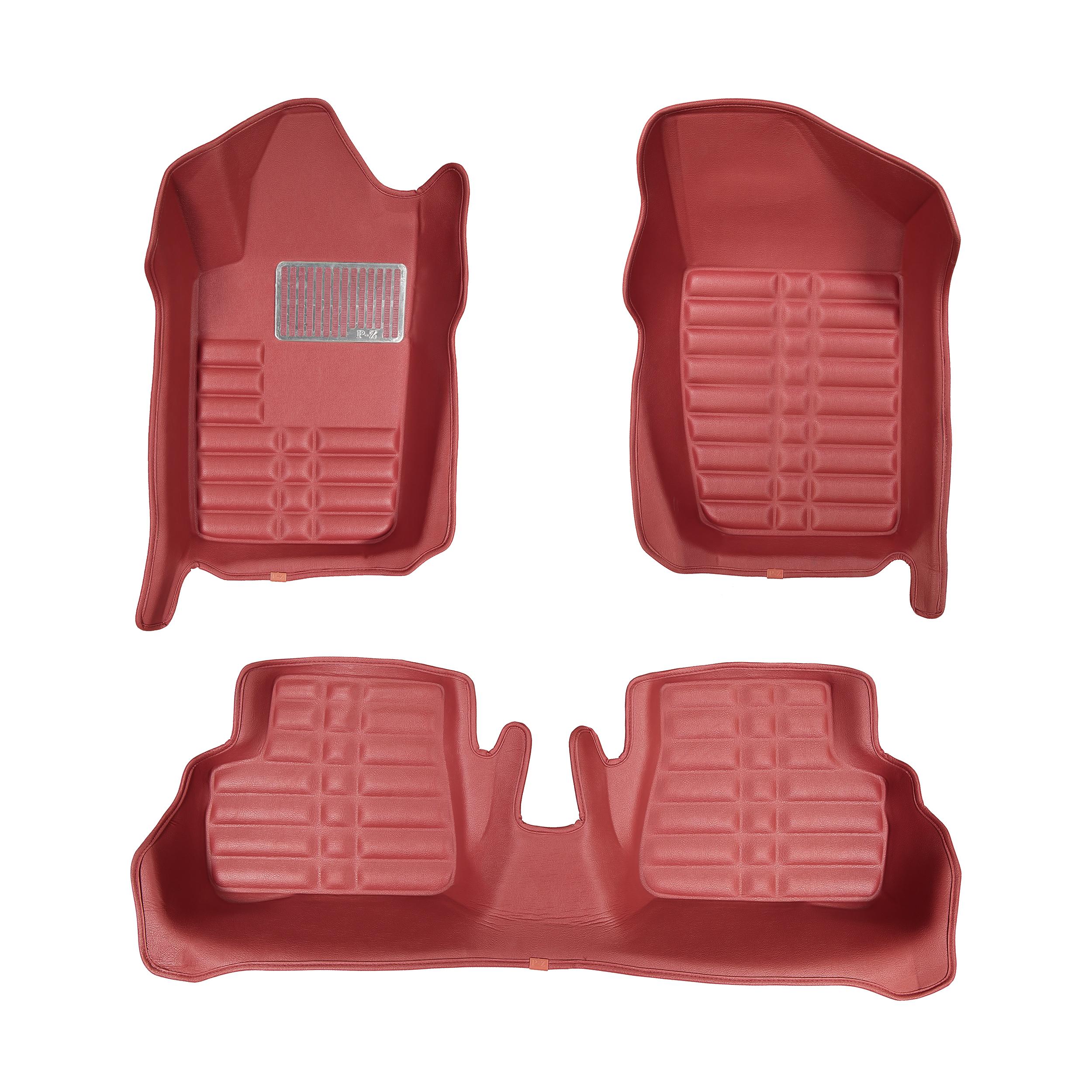 کفپوش پنج بعدی خودرو پانیذ مدل پی زد 029 مناسب برای پژو 207