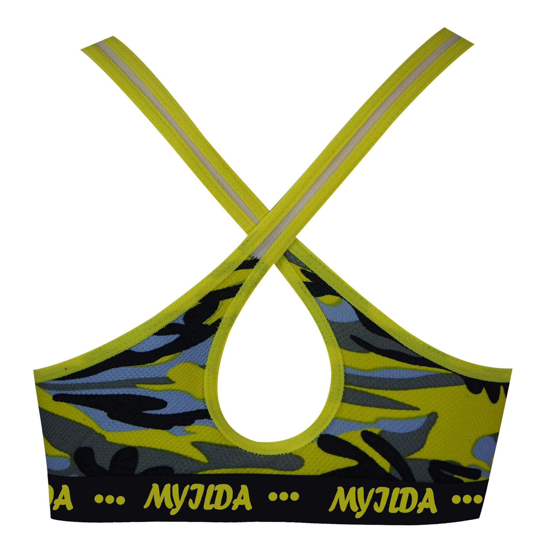 نیم تنه ورزشی زنانه ماییلدا مدل 3532-5 main 1 3