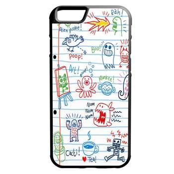کاور طرح نقاشی مدل 001 مناسب برای گوشی موبایل اپل iphone 7/8