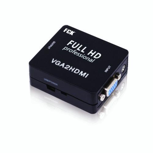 مبدل VGA به HDMI مدل HV.2