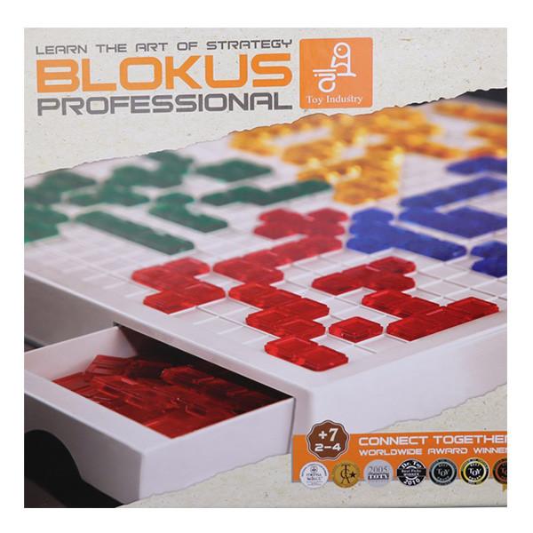 بازی فکری فکرانه مدل BLOKUS
